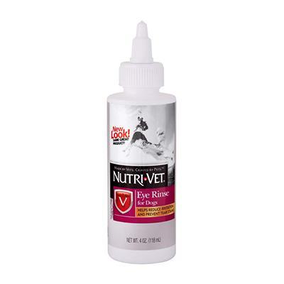 Nutri-Vet Eye Rinse for Dogs 4oz Click for larger image