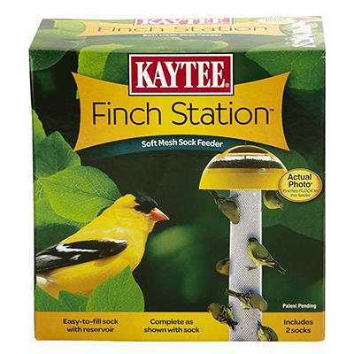 Kaytee Finch Station Wild Bird Feeder Click for larger image