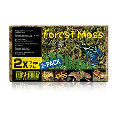 Exo Terra Forest Moss 2pk Click for larger image