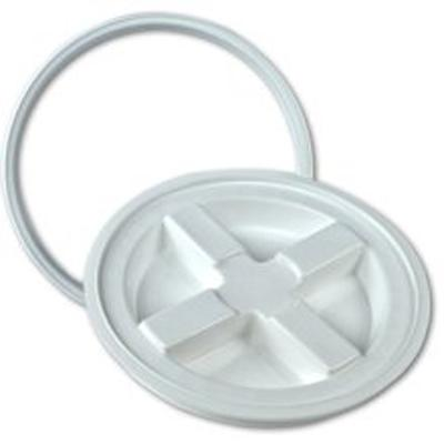 Gamma Seal Lid White for 3.5 to 7 Gallon 12-inch Buckets