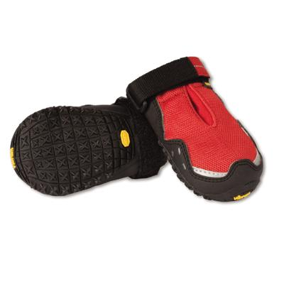 RuffWear Grip Trex Red Currant Dog Boots XXSmall