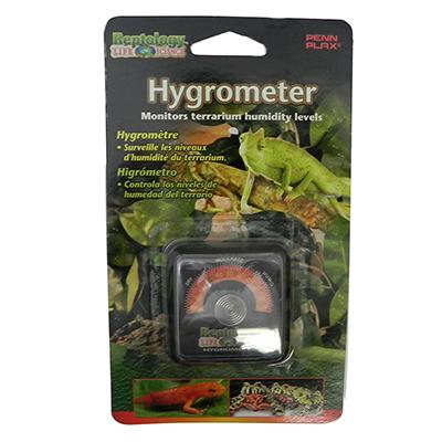 Reptology Analog Terrarium Hygrometer Click for larger image