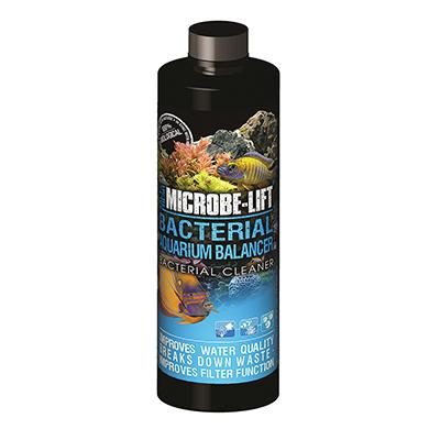 Microbe-Lift Aquarium Bacterial Balancer 8-oz.