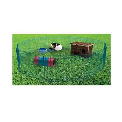 Critter Playtime Folding Exercise Pen for Small Animals