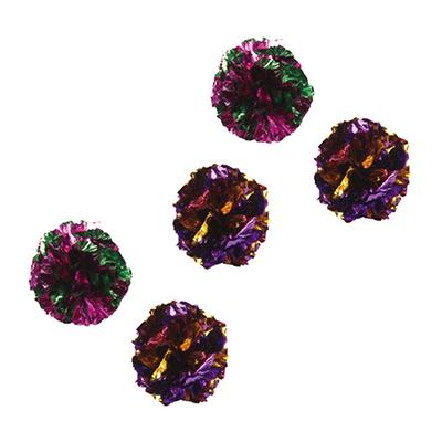 Mylar Krinkle Ball Cat Toy 1.5-inch