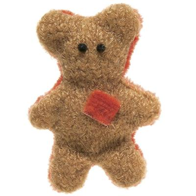 West Paw Teddy Bear for Puppy Plush Dog Toy