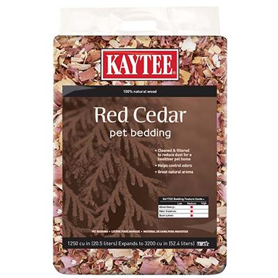 Red Cedar Shavings Pet Bedding 3200-Cubic inch