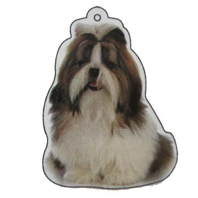 Air Freshener 3 Pack Shih Tzu