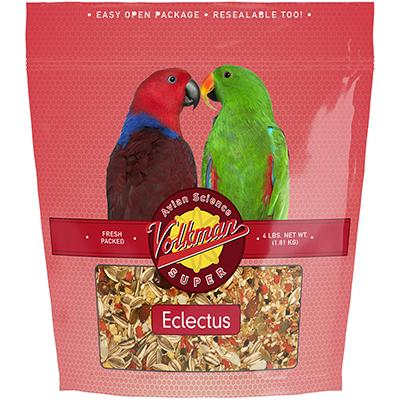 Avian Science Super Eclectus Bird Seed 4 lb