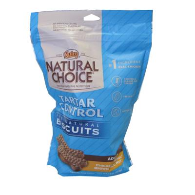 Nutro Natural Choice Tartar Control Dog Biscuits 16-oz.