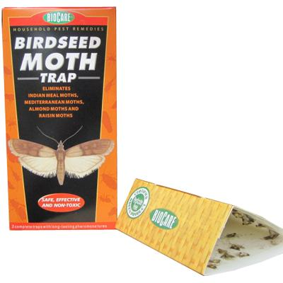 SpringStar Seed Moth Trap 2pk Click for larger image