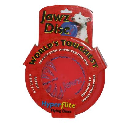Hyperflite Jawz Mango Competition Dog Sport Disc Click for larger image