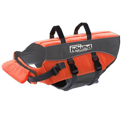 Outward Hound Pet Saver Medium Dog Life Jacket