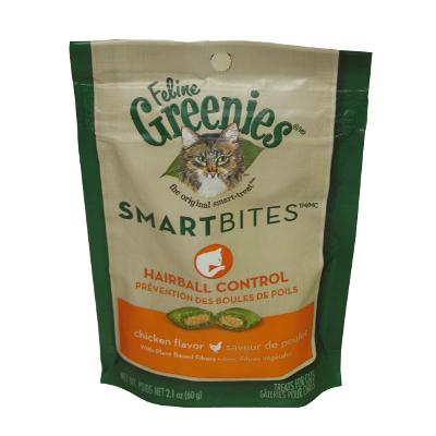 SmartBites Chicken Hairball Control Cat Treats 2-oz.