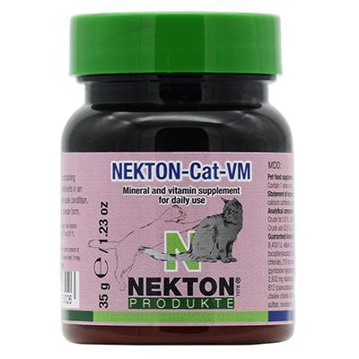 Nekton-Cat-VM Feline Food Supplement 35g (1.23oz) Click for larger image