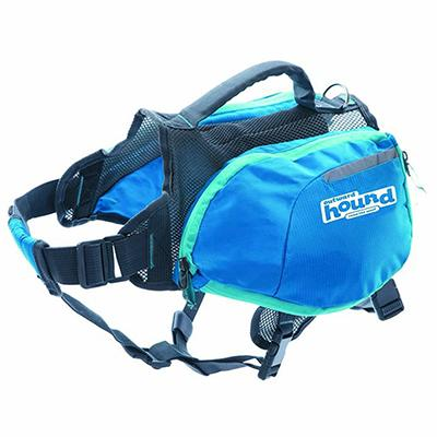 Outward Hound Large Blue Backpack for Dogs