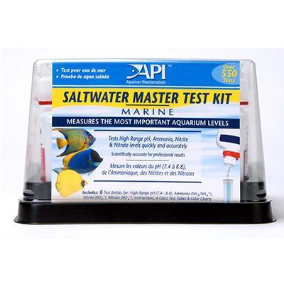API Saltwater Master Aquarium Test Kit