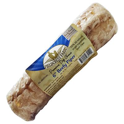 6-inch Beef Trachea Natural Dog Chew