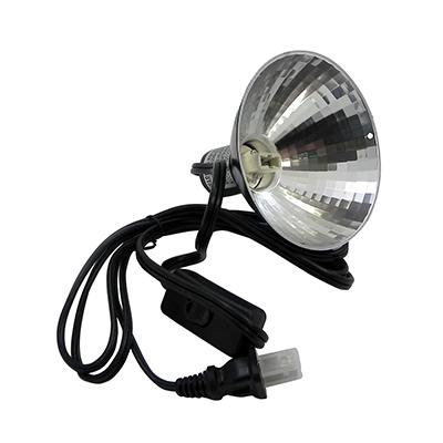 Zilla Halogen Mini Dome Reptile Heat/Light Fixture