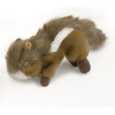 Wildlife Critters Chipmunk Soft Dog Toy