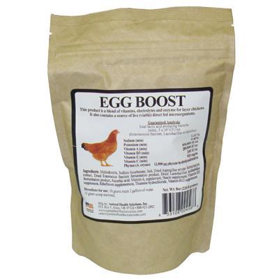 Probiotic Egg Boost 8oz