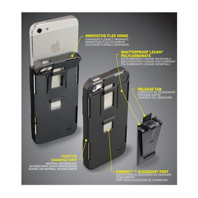 Connect Case iPhone 5 Phone Case Black