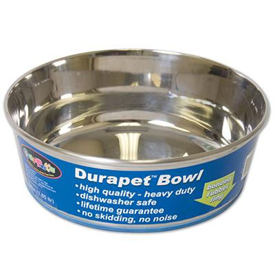 Durapet Premium Stainless Steel Pet Bowl 3 Quart