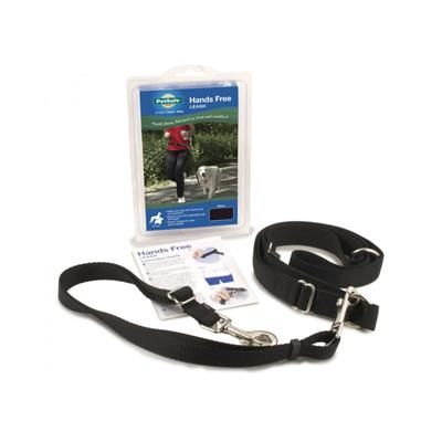 Petsafe Adjustable Hands Free Black Dog Leash