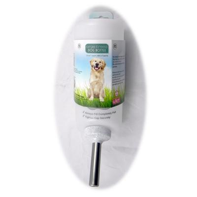 Lixit Large Breed Dog Water Bottle for Carriers 32oz. Click for larger image