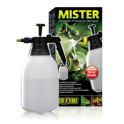 Exo Terra Portable Terrarium Pressure Sprayer/Mister 2 Liter Click for larger image