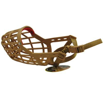 Dog Muzzle, Flexible Basket Size  7 Click for larger image