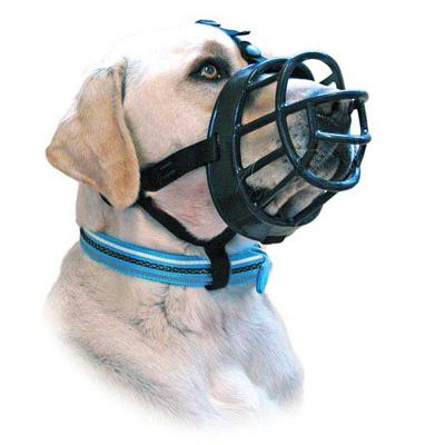 Baskerville Ultra Dog Muzzle Size 5