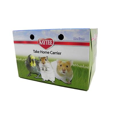 Bird Box Carriers Medium cardboard