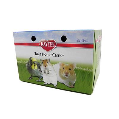 Bird Box Carriers Medium cardboard Click for larger image