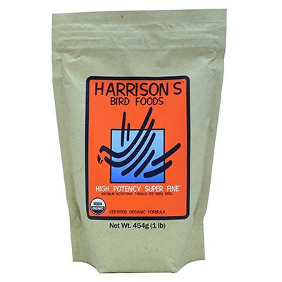 Harrison's High Potency Super Fine 1lb