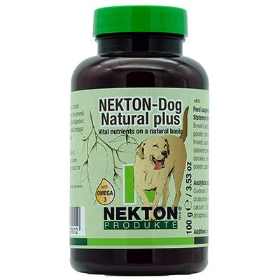 Nekton Natural Plus Dog for Well Being 100 gram Click for larger image