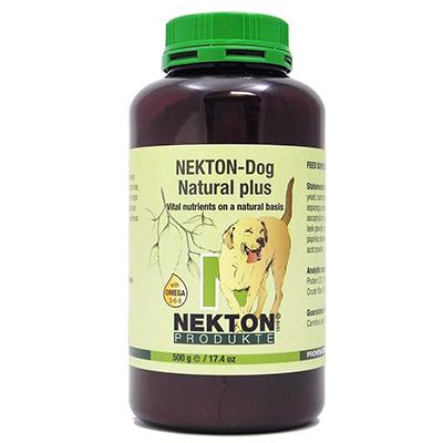 Nekton Natural Plus Dog for Well Being 500 gram