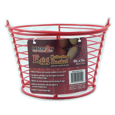 Wire Egg Collecting Basket