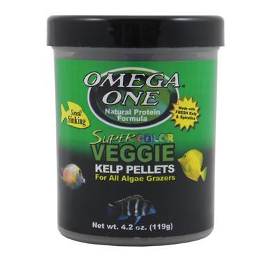Omega Super Kelp Sn Pel 4.2oz