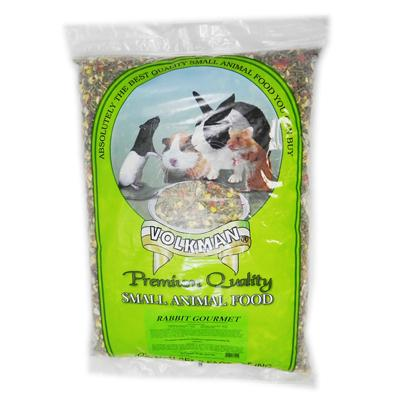Volkman Rabbit Gourmet Premium Rabbit Food 20Lb.