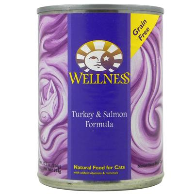 Wellness Cat TrkSalm 13oz each