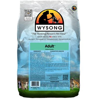 Wysong Canine Adult Food 5lb