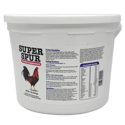 Super Spur Poultry Game Bird Supplement 7 lb
