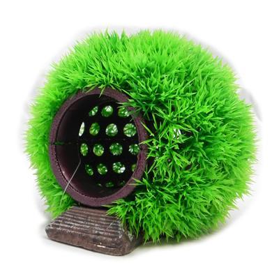 Penn Plax Hideaway Grass Ornament