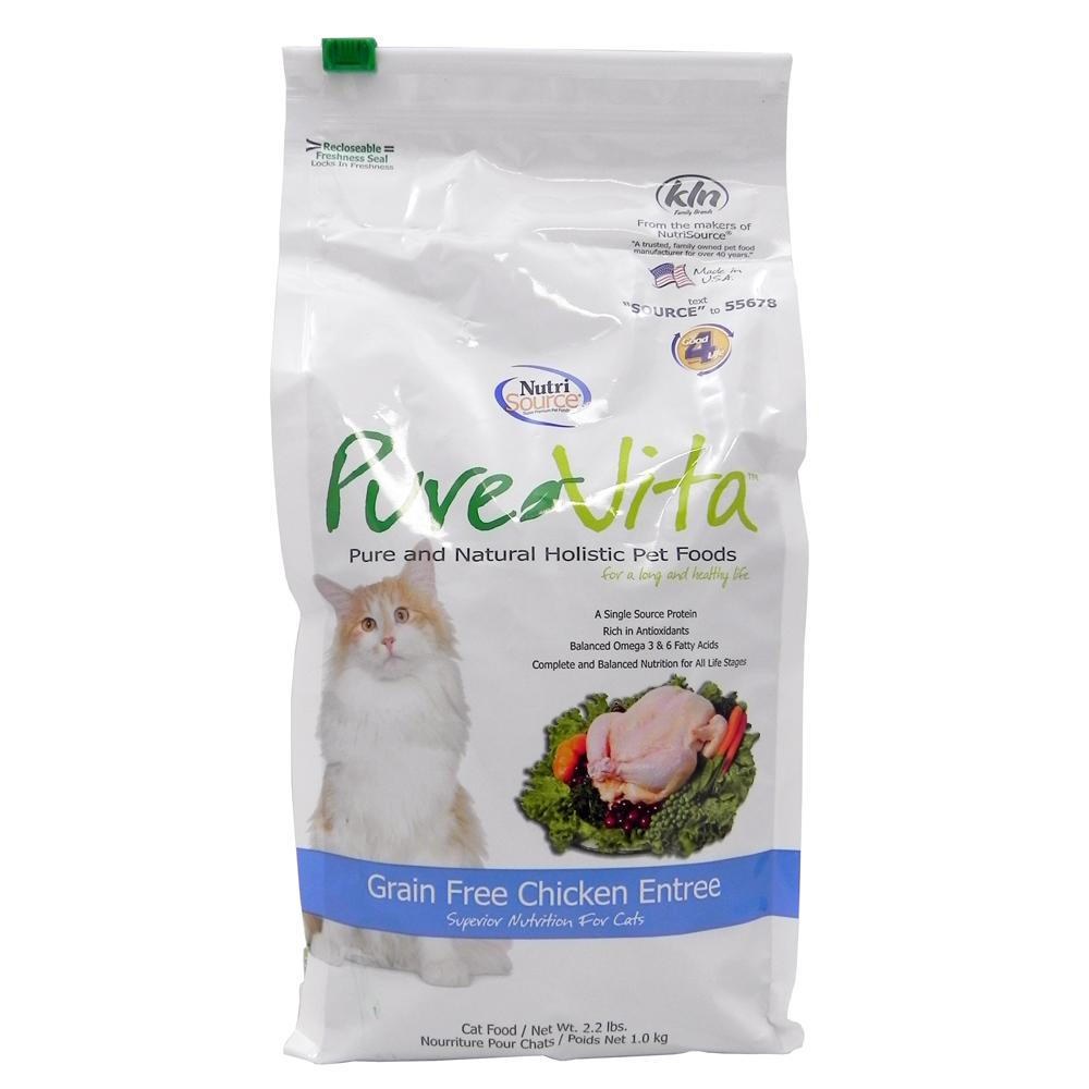 Nutrisource Cat Food Grain Free