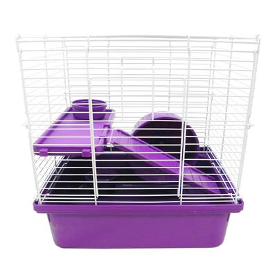 My First Hamster Home 2 Story Hamster Cage Click for larger image