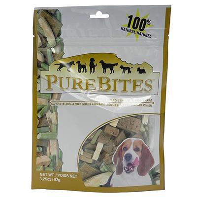 PureBites Dog Trail Mix 3.25oz