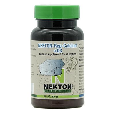 Nekton Rep-Calcium+ D3 Reptile Supplement 75gm