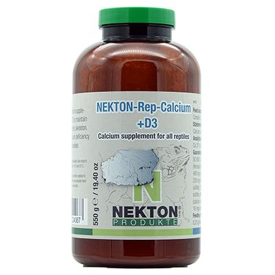 Nekton Rep-Calcium+ D3 Reptile Supplement 750gm