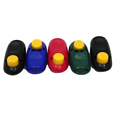 I-Click Pet Training Clicker 5 Pack